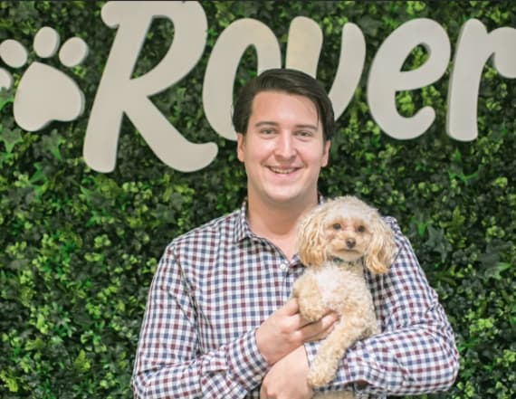 Rover co-founder made millions off his love for dogs