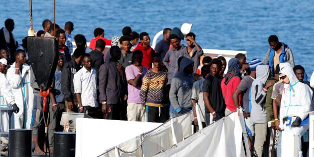 Migranti, 40 sbarcati dalla Diciotti si sono resi irreperibili