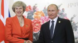 Comment l'affaire de l'ex-espion russe empoisonné peut profiter à la fois à May et à