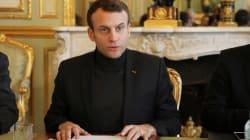 Macron va plancher sur une nouvelle organisation de l'Islam de France au premier