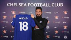 Giroud à Chelsea, Aubameyang à Arsenal... Les derniers mouvements du mercato