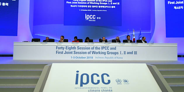 Les Etats ont validé le rapport du Giec sur le climat