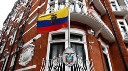 L'Équateur punit Assange et le prive d'internet dans son ambassade à