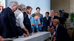 6 Different Views Of This G7 Meeting Paint A Tense Picture Of Trump, Merkel, Trudeau,