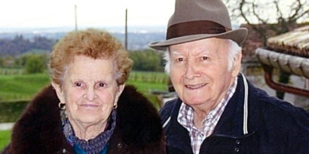 Treviso, moglie e marito muoiono nello stesso giorno dopo 67 anni di matrimonio