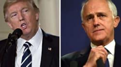 Trump Speaks His Mind. Turnbull Should Do