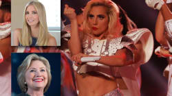 La vraie performance de Lady Gaga, c'est d'avoir mis d'accord les Trump et les