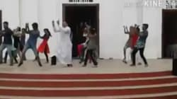 Watch: This Kerala Priest Can Dance Like The