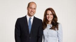 A foto do cartão de Natal do príncipe William e família é uma explosão de