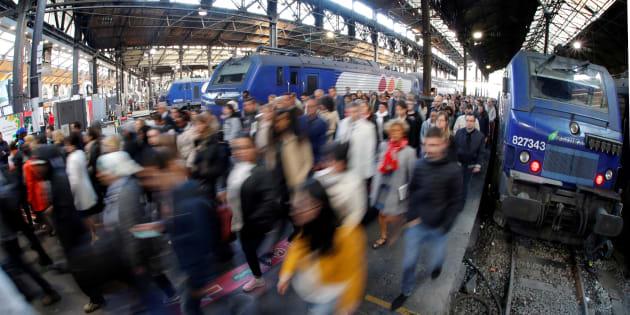 Les prévisions de trafic pour l'avant-dernier jour de grève à la SNCF