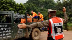 L'opération d'évacuation de la grotte thaïlandaise a