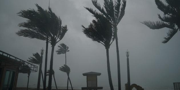 Avec trois premières victimes en Floride, l'ouragan Irma a déjà fait 30 morts