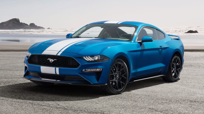 Ford Mustang Hybrid Tipped For 2020 Slashgear