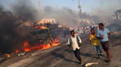 Más de 300 muertos tras el atentado con camiones bomba en