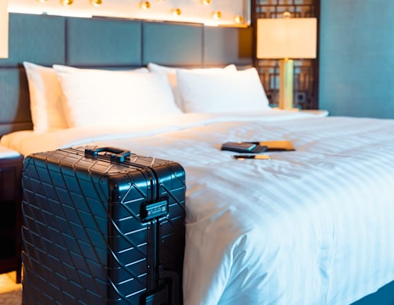 This is how you can get a bigger hotel room for free