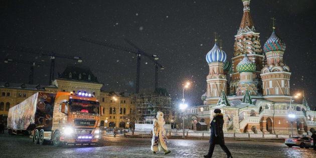 Russie : arrestation d'un américain soupçonné d'espionnage