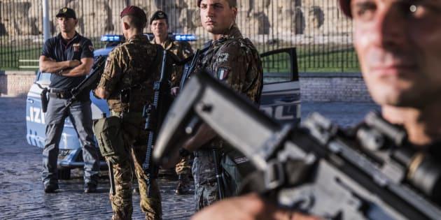 L'Italia offre più militari all'estero per avere in cambio l'Agenzia del Farmaco a Milano