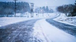 Réouverture des routes qui avaient été fermées dans l'est du