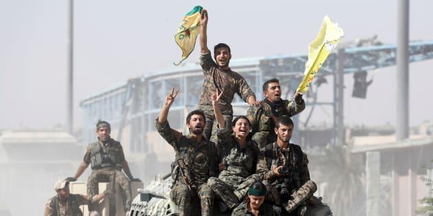 Daech chassé de Raqqa, son dernier fief en Syrie