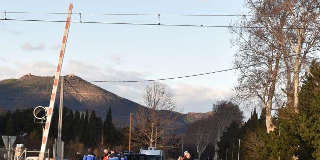 """Millas: """"La barrière s'est fermée à une heure inhabituelle"""" selon l'avocate des familles de victimes"""