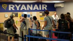 Ryanair cancela casi 400 vuelos este viernes por la huelga de