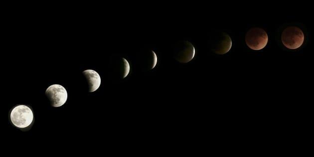 Mars s'invite pour l'éclipse lunaire la plus longue du siècle dans une rare conjonction