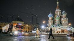 La Russie détient un Américain suspecté d'espionnage à