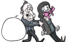 Le geste de François Hollande en soutien à la Russie après le