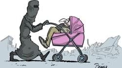 Où pourraient se cacher les derniers jihadistes de l'État