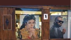 Maître Gims se compare à Michael Jackson, l'auteur du tableau prend sa