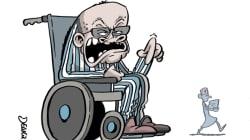BLOG - Comment un dictateur à la retraite occupe ses