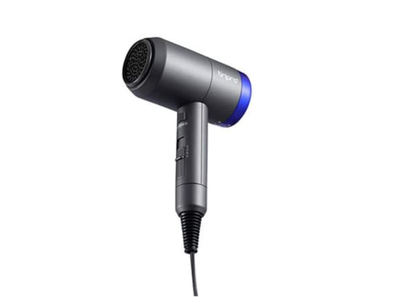 This blow dryer adds shine and volume to your hair