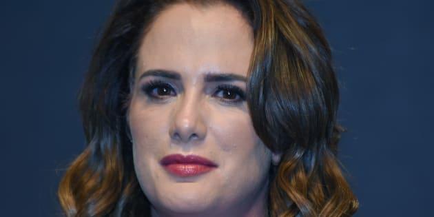 La actriz utilizó sus redes sociales para expresar que se encontraba muy triste por lo que pasó, pero también agradeció el apoyo y solidaridad de sus seguidores.
