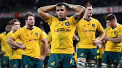 Grand Slam Dream Over As Wallabies Fall To