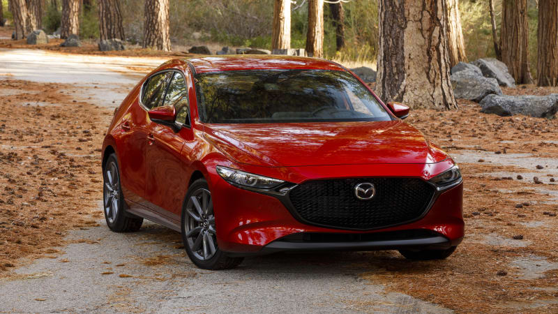 2019 Mazda 3 recalled because the wheels may fall off while