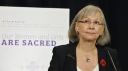L'Enquête sur les femmes autochtones recommande une escouade