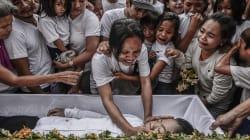 Denuncian al presidente Duterte ante la Corte Penal Internacional por las víctimas de la guerra antidrogas en