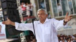 Con vuvuzelas, AMLO terminará su campaña electoral en el Estadio