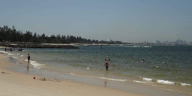 A heatwave has hit parts of NSW and Queensland.