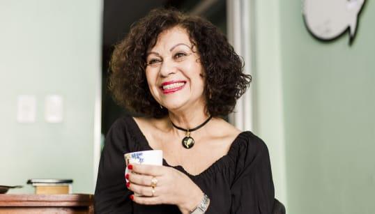Dia 98: Vera Santos: aos 62, quer ser