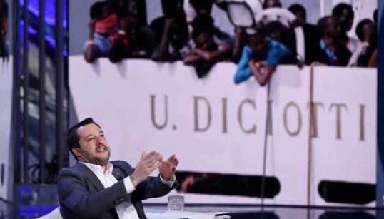 LA VERSIONE DI PARTE - Caso Diciotti, il capo di gabinetto di Salvini smentisce il Tribunale dei ministr: