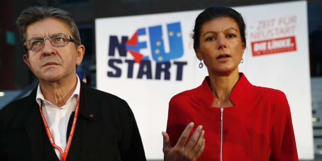En Allemagne, la gauche se rapproche de l'accord dont Hamon et Jadot rêvent en France