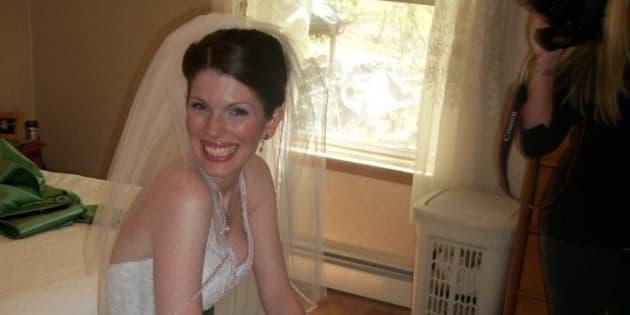 J'ai demandé le divorce trois mois après m'être mariée.