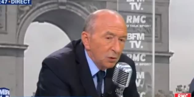 Gérard Collomb pointe le manque d'humilité de l'exécutif.