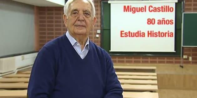 A 80 anni parte per l'Erasmus il nonno studente esempio per tutti