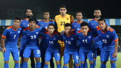 Indian Football Team Scores 101st Spot In FIFA Rankings, Best-Ever In Two