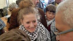 Symbole de la résistance palestinienne, Ahed Tamimi invitée à la Fête de