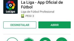 Polémica por lo que hace la aplicación de La Liga con los móviles de sus
