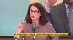 Duflot affirme que Hollande était contre Notre-Dame-des-Landes mais que le