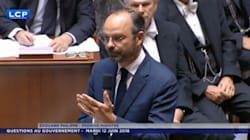 Edouard Philippe annonce que la France est